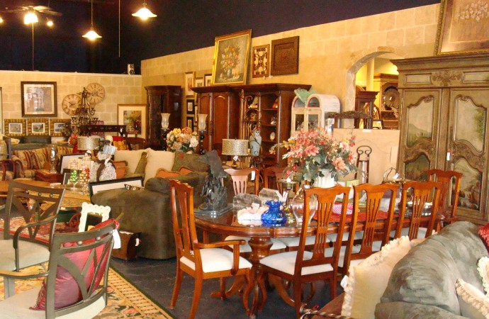 Vintage therapy consignment Welcome home furniture consignment and more